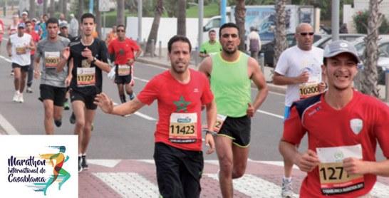 Marathon International de Casablanca :  Déjà la 10ème édition