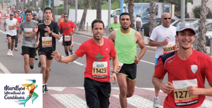 Marathon International de Casablanca :  Déjà la 10ème édition
