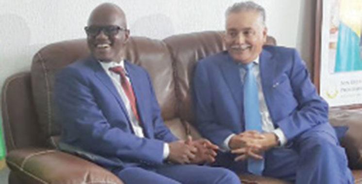 Maroc-Guinée : Nabil Benabdellah fait le suivi des projets communs