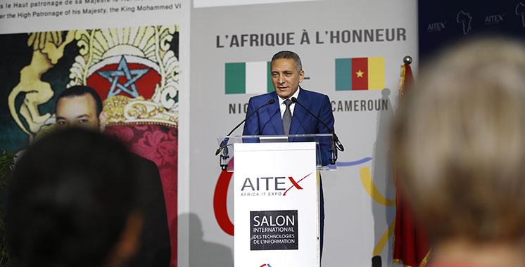 AITEX 2017 contribuera à faire de la transformation digitale un levier actif de développement en Afrique