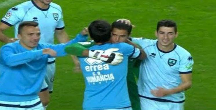 Vidéo.Lions de l'Atlas : Munir Mohamadi détourne deux penalties et qualifie son équipe