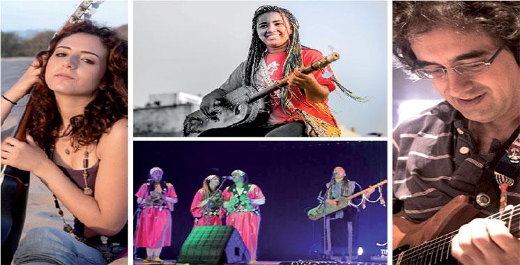 Le Festival du jazz au Chellah  fête son 22ème anniversaire