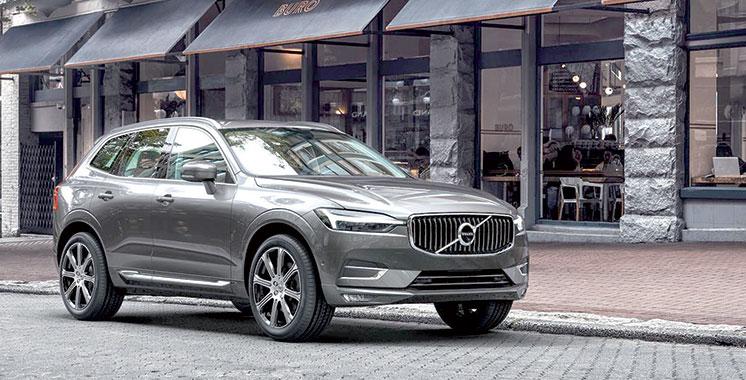 Nouveau Volvo XC60 : Le charme scandinave arrive au Maroc
