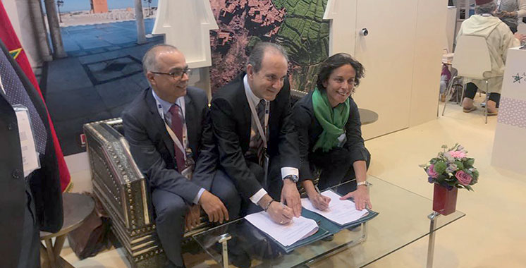 L'ONMT signe un contrat avec Transavia France
