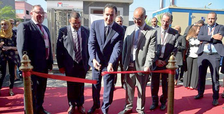 Première du genre en Afrique francophone: Maroc Datacenter,  première plate-forme Cloud  Computing 100% marocaine