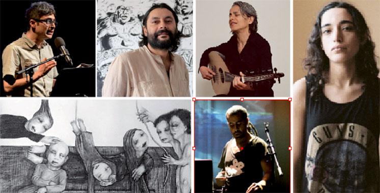«Palest'In & Out» : Les nouveaux créateurs palestiniens à l'honneur
