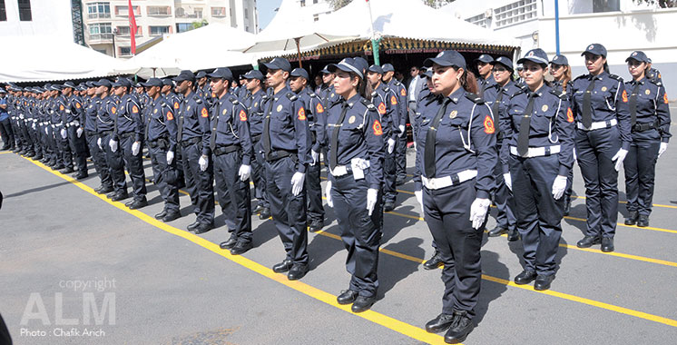 DGSN : Près de 150.000 candidats aux concours d'accès aux différents cycles de police
