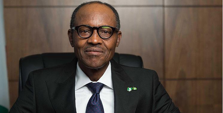 SM le Roi s'entretient au téléphone avec le président nigérian