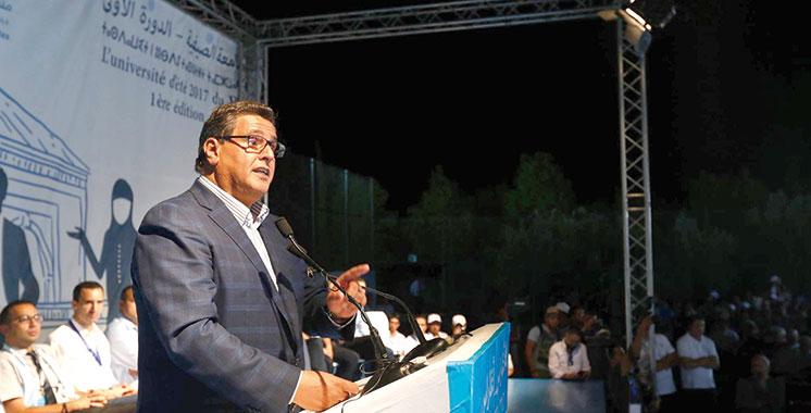 Le RNI appelle les jeunes à intégrer la politique : Le parti  de la colombe mise sur  la jeunesse