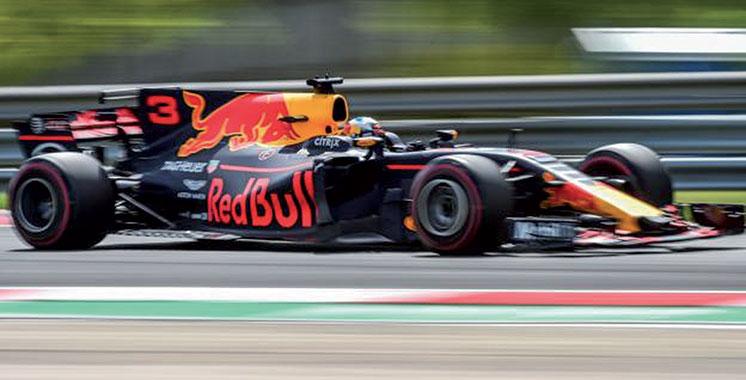 Red Bull Racing rebaptisée Aston Martin Red Bull Racing en 2018