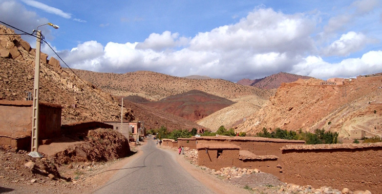33.000 douars et villages à moderniser