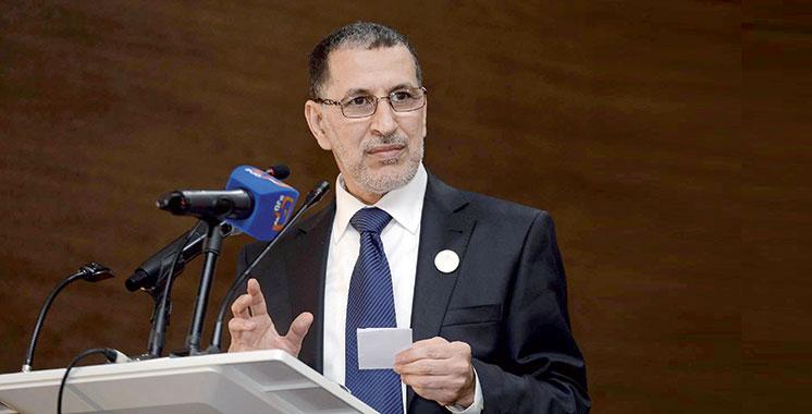 Drame d'Essaouira : Saad Eddine El Othmani souligne la nécessité d'encadrer les actes de bienfaisance