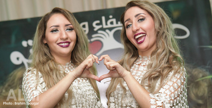 Safaa et Hanaa lancent  «Achkid Hbibinou»