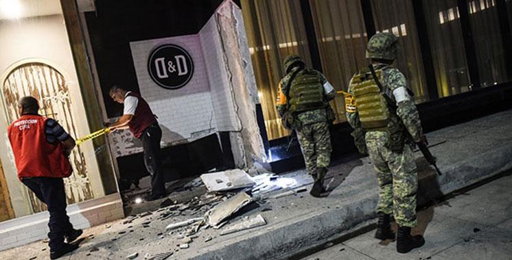 Séisme de magnitude 8,4 frappe dans le sud du Mexique : au moins cinq morts