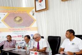 Sports boules: Championnat du monde séniors, c'est bien parti à Casablanca