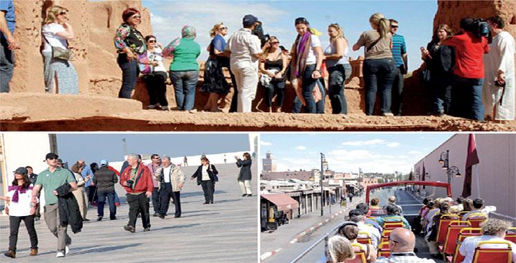 Plus de 11 millions de touristes au Maroc à fin novembre