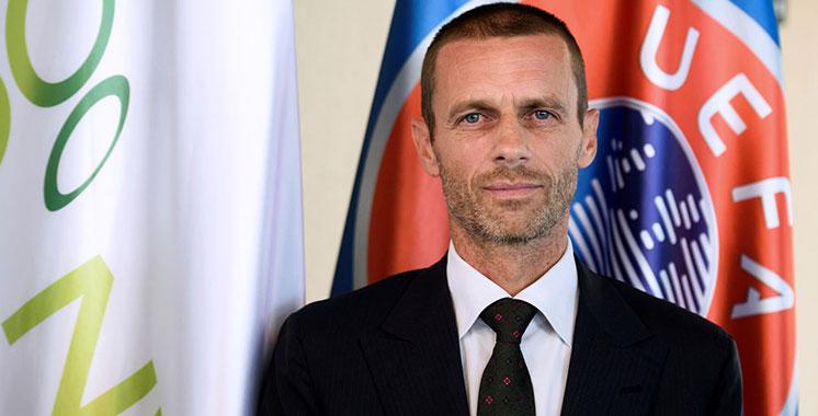 Transfert: Le président de l'UEFA pour un raccourcissement du mercato