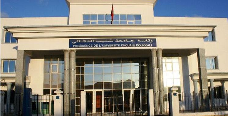 L'Université Chouaïb Doukkali sur la voie du développement et du rayonnement …