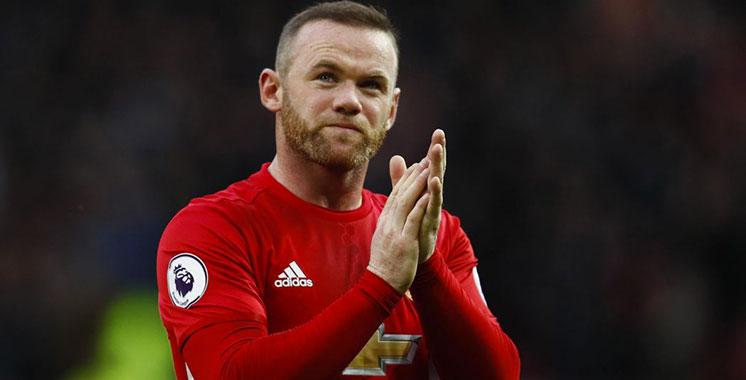 Angleterre: Permis de conduire suspendu deux ans pour Wayne Rooney