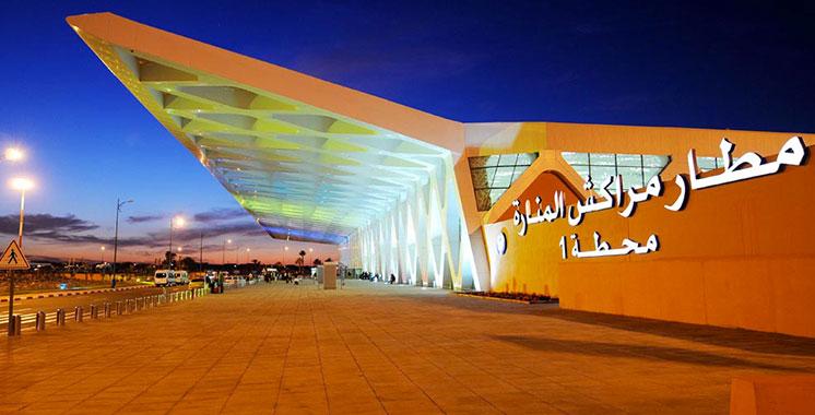 L'aéroport de Marrakech-Menara  «le plus beau» au monde