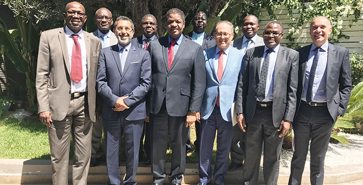 Une délégation de la CEDEAO chez la CGEM