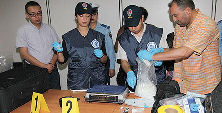Aéroport Mohammed V : Deux Brésiliennes arrêtées  en possession de 790 g de cocaïne