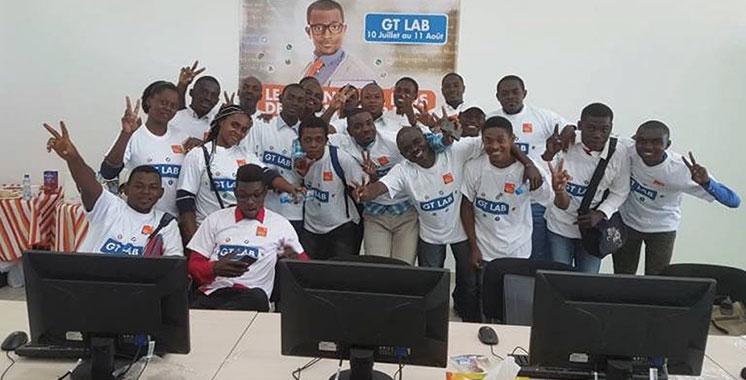 Filiale de Maroc Telecom : Gabon Telecom offre des formations en NTIC à titre gracieux à 600 jeunes gabonais