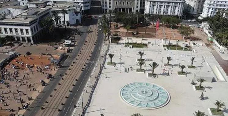 Place Mohammed V : Le parking souterrain opérationnel le 20 septembre