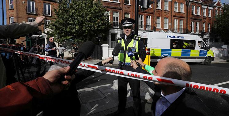 Londres : La police qualifie l'explosion du métro comme un «acte terroriste»