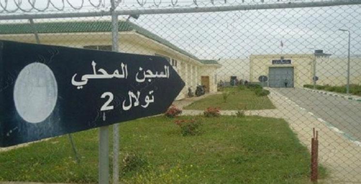Prison de Meknès : Un détenu abattu par balles par un gardien