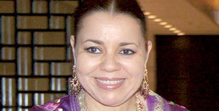 Anniversaire de SAR la Princesse Lalla Asmaa ce mardi