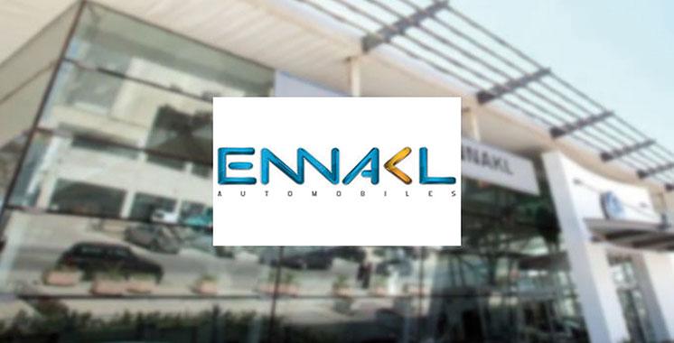 Ennakl Automobiles: Baisse de 3,4% du résultat net à fin juin 2017