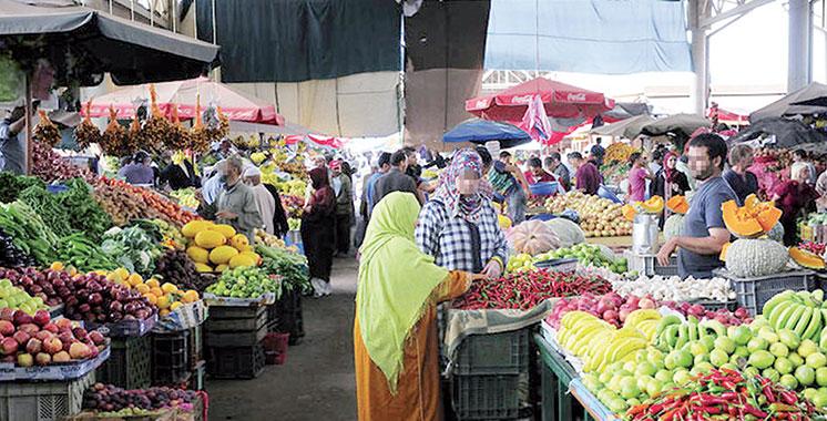 HCP : Hausse des prix à la consommation en avril 2018 au Maroc