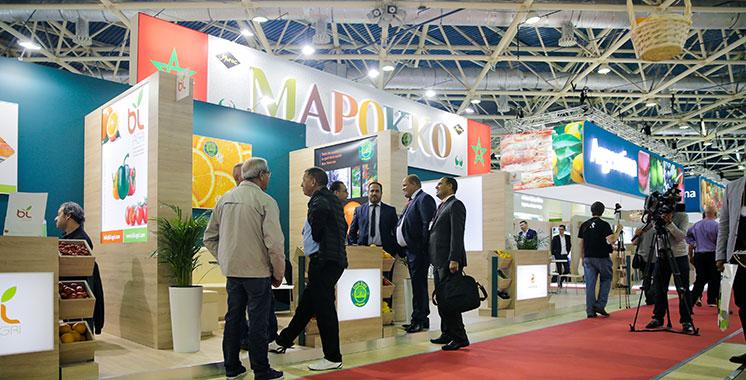 WorldFood Moscou :  Pas sans  le Maroc