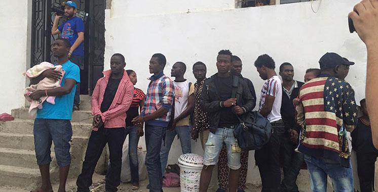 Tanger : Rixe entre des Subsahariens et les habitants du quartier Masnana