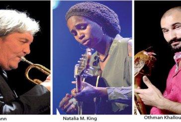 «Anmoggar N Jazz» : Le musicien Othman Khalloufi ouvre le bal