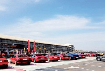 Anniversaire : Les 70 ans de Ferrari fêtés au Circuit Moulay Hassan à Marrakech