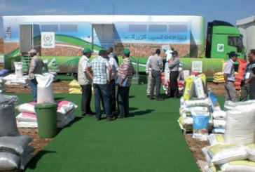 OCP concrétise sa solidarité envers le monde rural: L'impact de la caravane céréales et légumineuses
