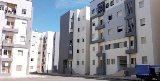 90,7%  des logements sont inoccupés en milieu urbain