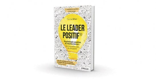 Le leader positif / Psychologie positive et neurosciences :  Les nouvelles clés du dirigeant, de Yves Le Bihan