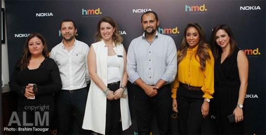 HMD Global lance le Nokia 8  sur le marché marocain