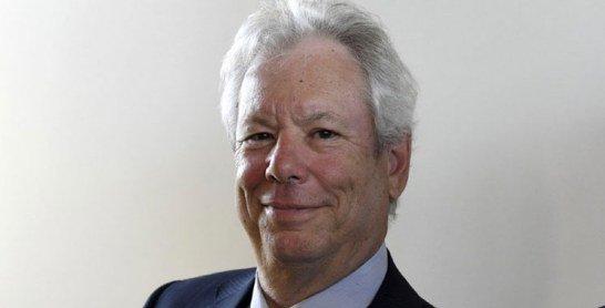 Le Prix Nobel d'économie 2017 à l'Américain Richard H. Thaler