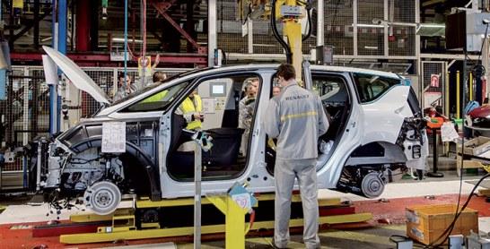 Renault table sur la vente de cinq millions d'unités en 2022