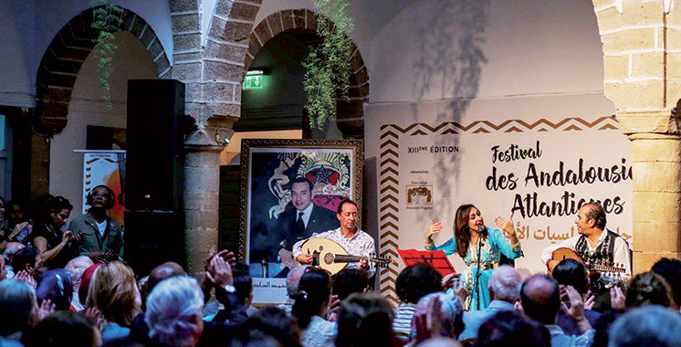 Festival des Andalousies Atlantiques d'Essaouira :  16 concerts inédits au programme