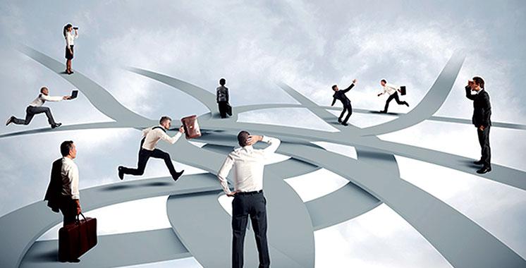 Processus de transformation : Les grandes entités plus impliquées