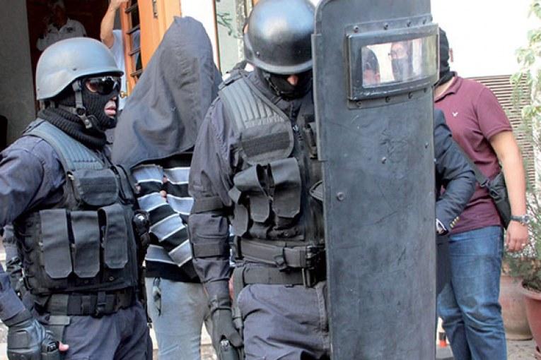 Encore une cellule démantelée par le BCIJ: Une dizaine de personnes arrêtées et un véritable arsenal saisi