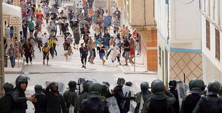 Evénements d'Al-Hoceima : La défense de l'Etat présente  une liste de 200 victimes