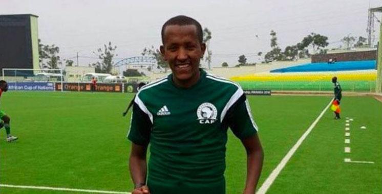 Ligue des Champions : La CAF désigne l'arbitre éthiopien Bamlak Tessema pour la finale