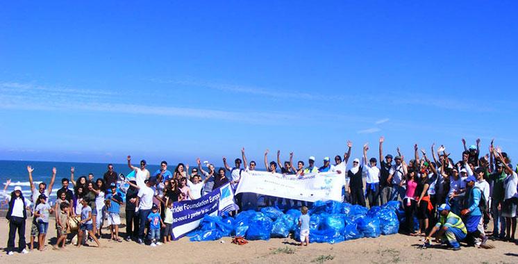 «Bahri Dima Clean»,  une initiative pour la protection du littoral marocain
