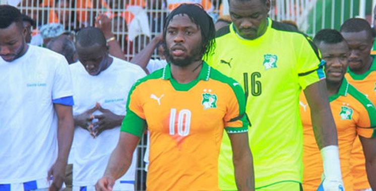 Mondial 2018. : La Côte d'Ivoire sera privée de Bailly et Gbohouo contre le Maroc